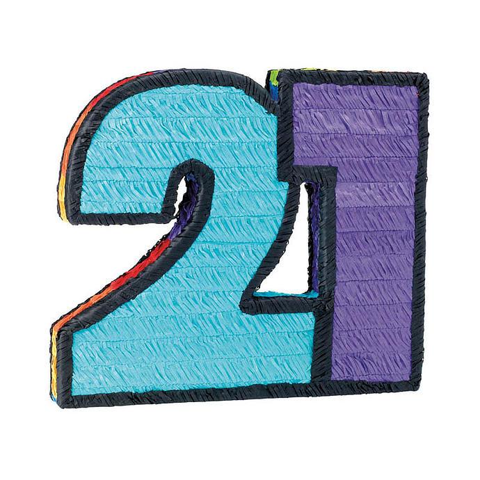 21 Pinata