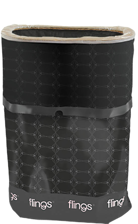 pop up trash cans archives the party starts here. Black Bedroom Furniture Sets. Home Design Ideas