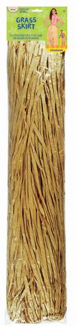 Adult Grass Skirt – Natural