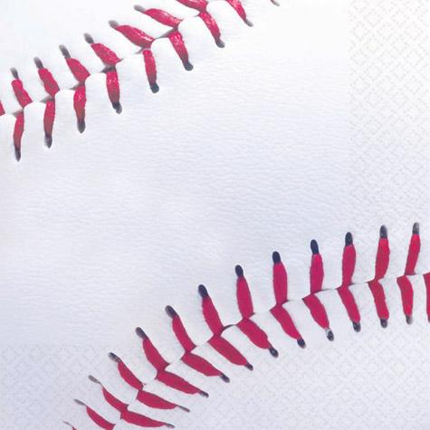 Baseball Luncheon Napkins
