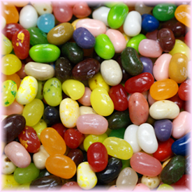 49 Assorted Flavor Jelly Belly Jelly Beans