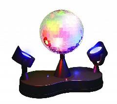 Tabletop Mirror Ball