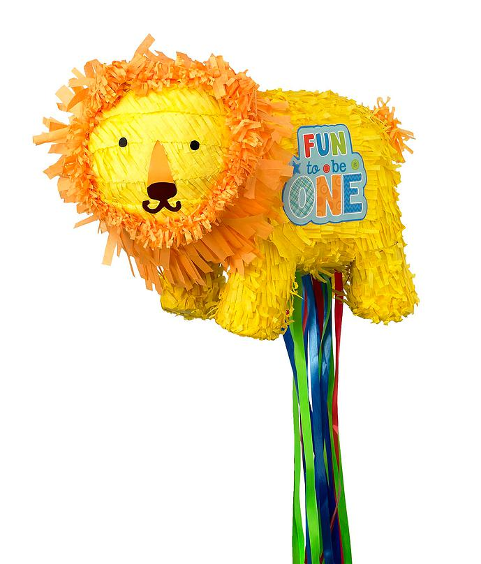 1st Birthday Lion