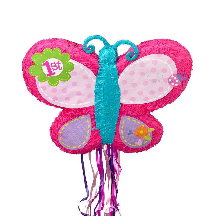 1st Birthday Butterfly
