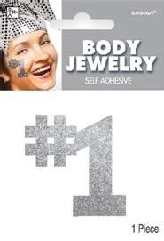 #1 Body Jewelry – Silver