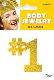 #1 Body Jewelry – Gold